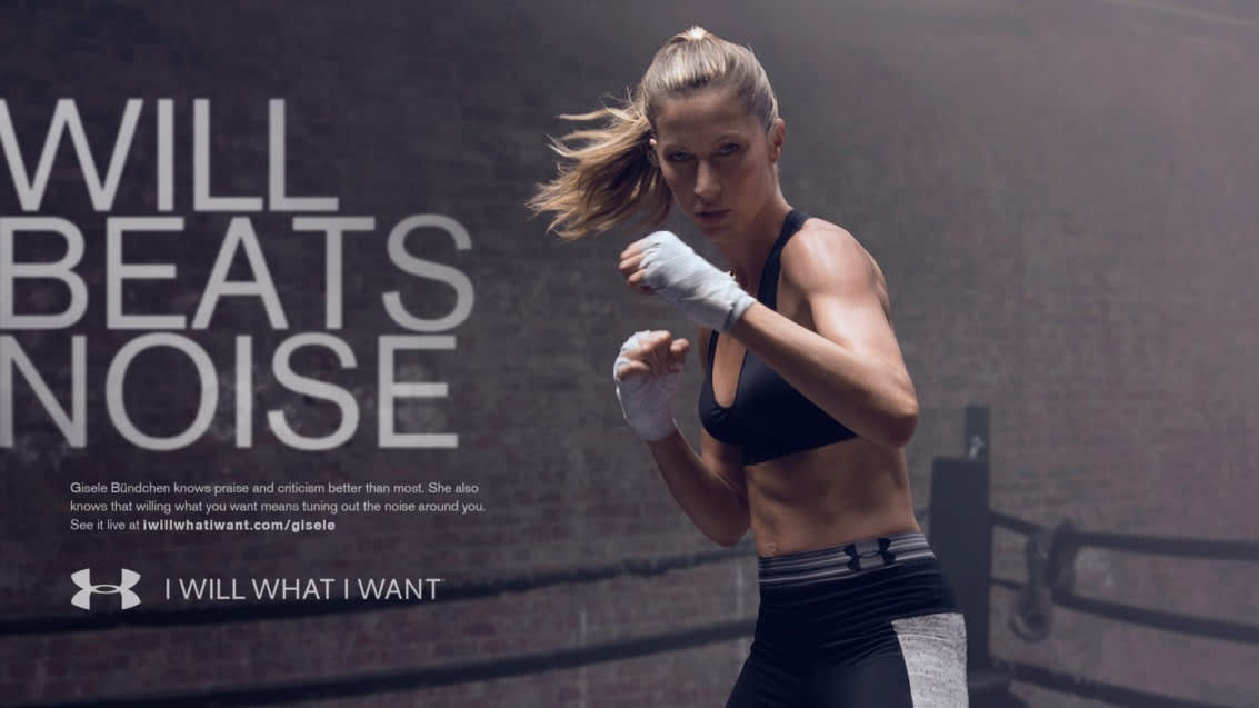 Under Armour Photography Campaign