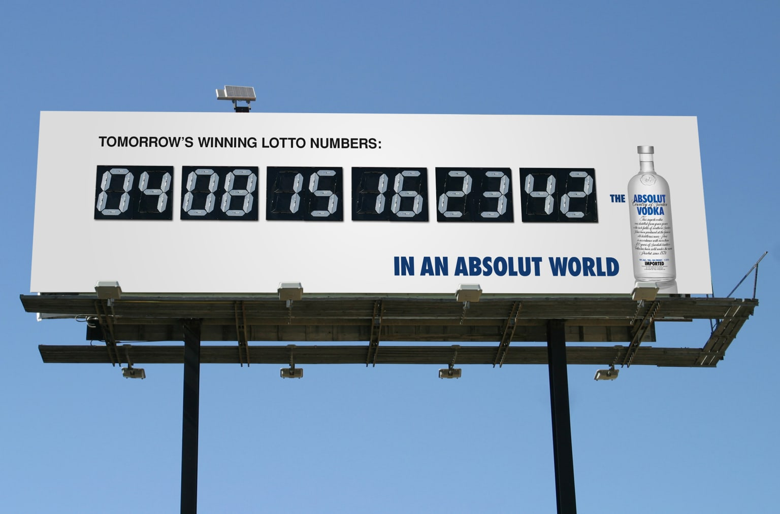 Absolut Lottery