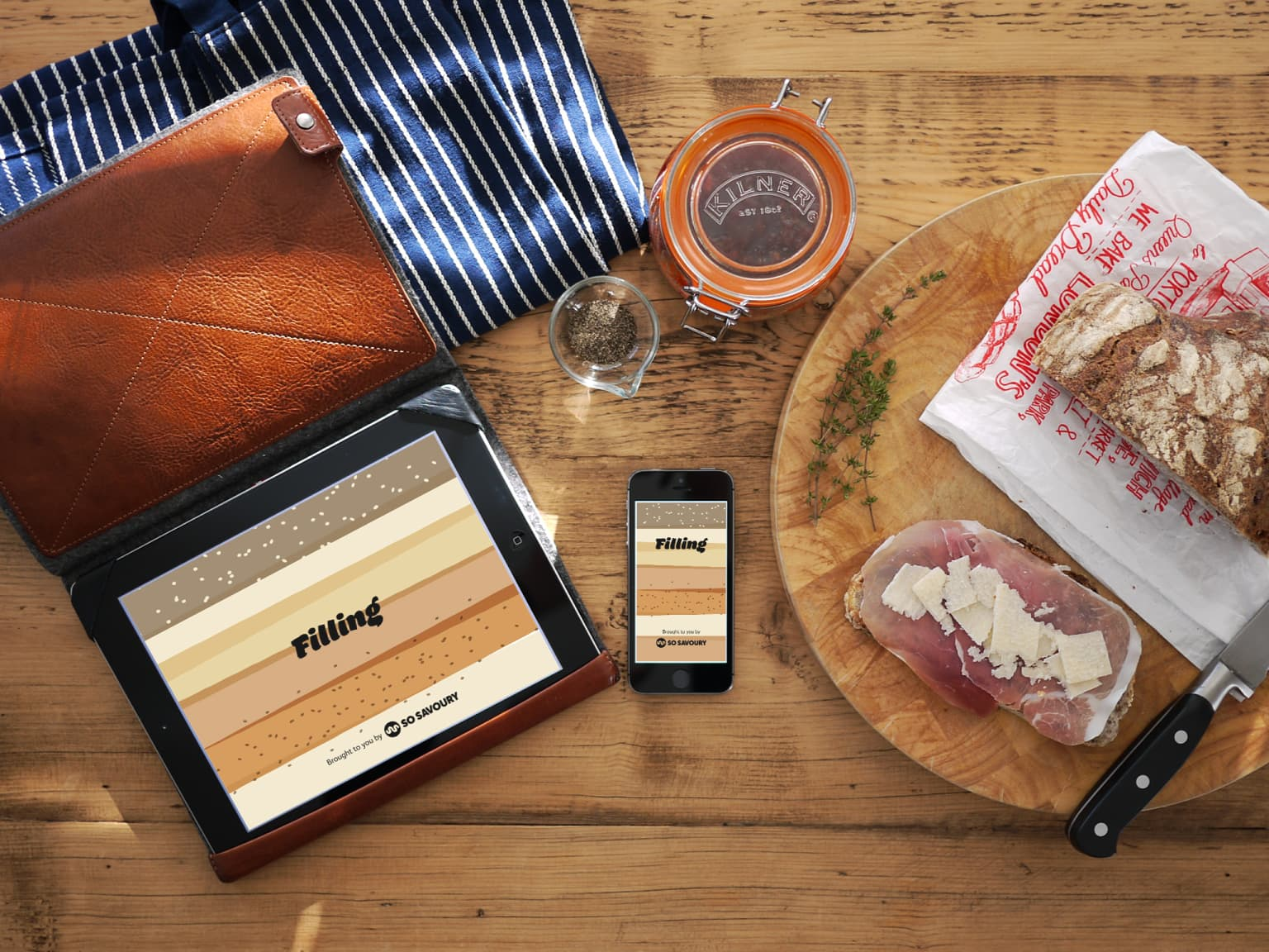 Filling — A Cookbook of Sandwiches