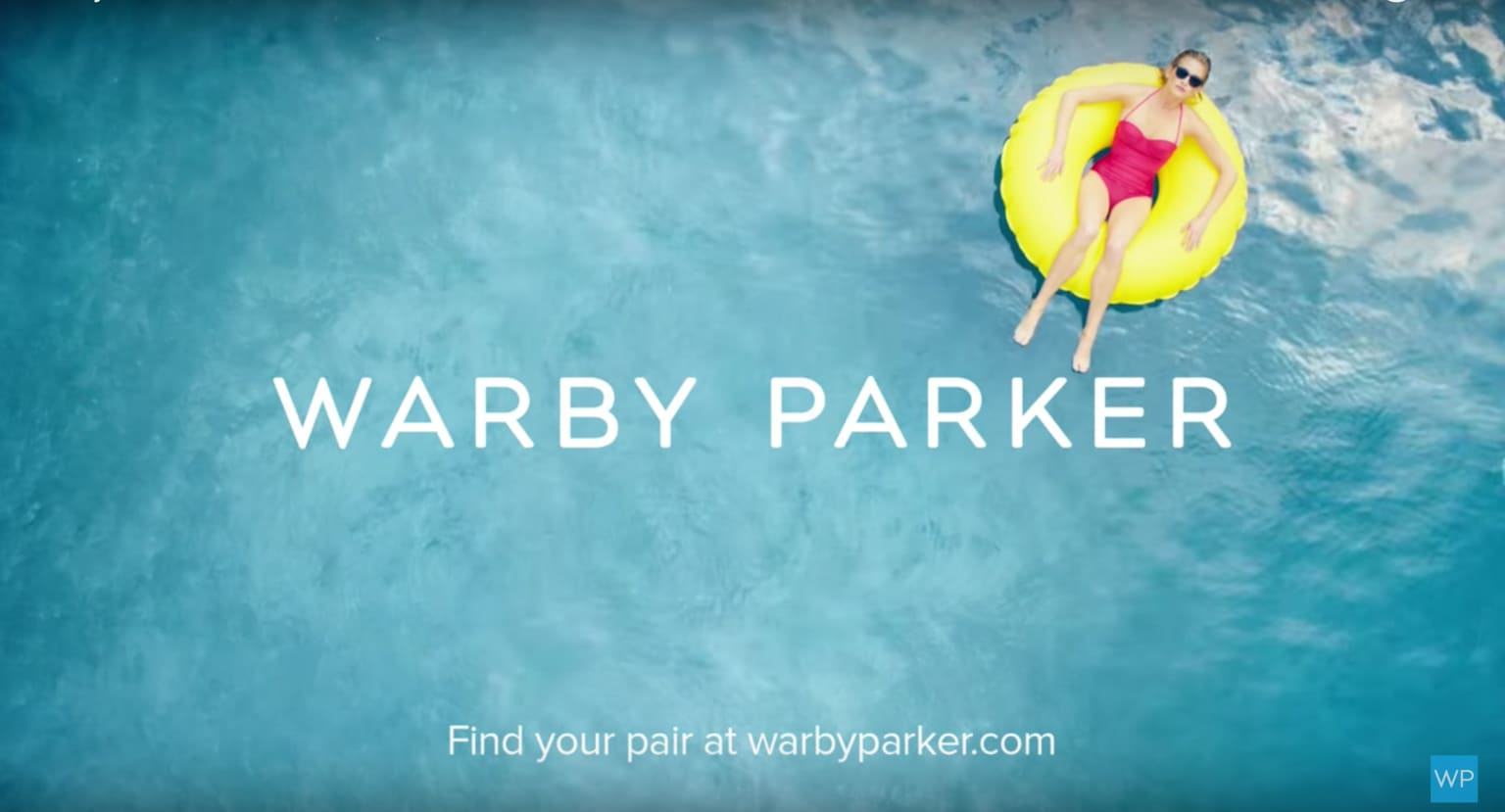 """Warby Parker """"Marco Polo"""""""