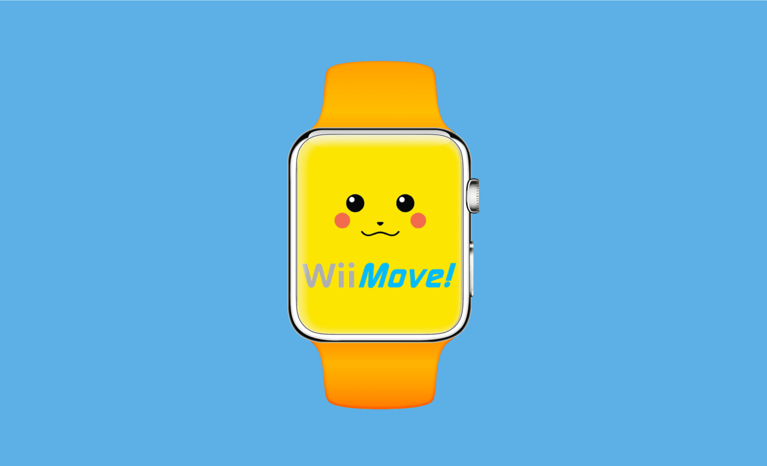 Apple Watch Design: WiiMOVE!