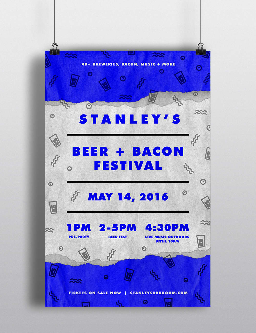 Stanley's Beer + Bacon Festival