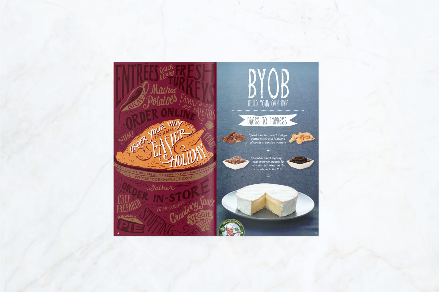 Whole Foods Market Holiday Guides