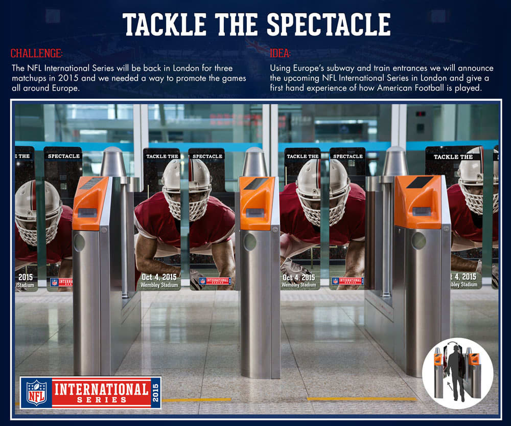 Tackle The Spectacle (Spec)