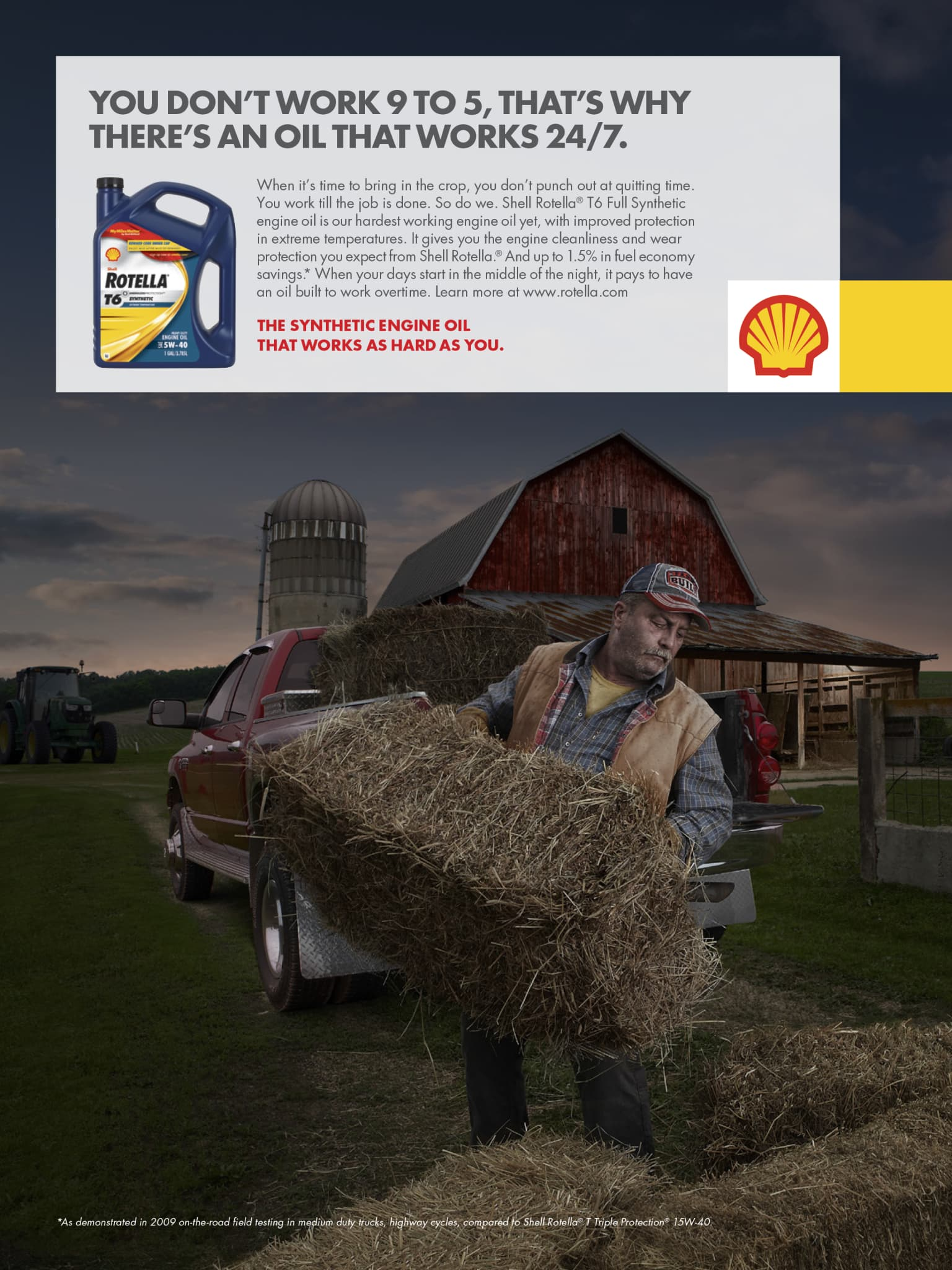 SHELL CAMPAIGNS