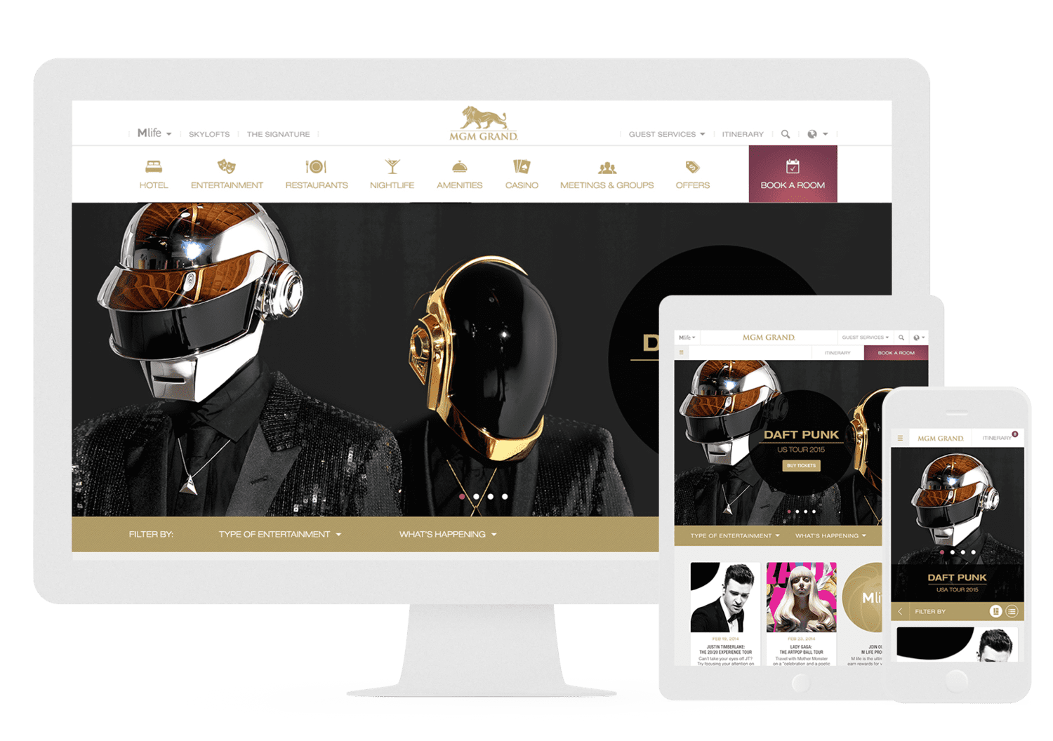 MGM Grand Redesign