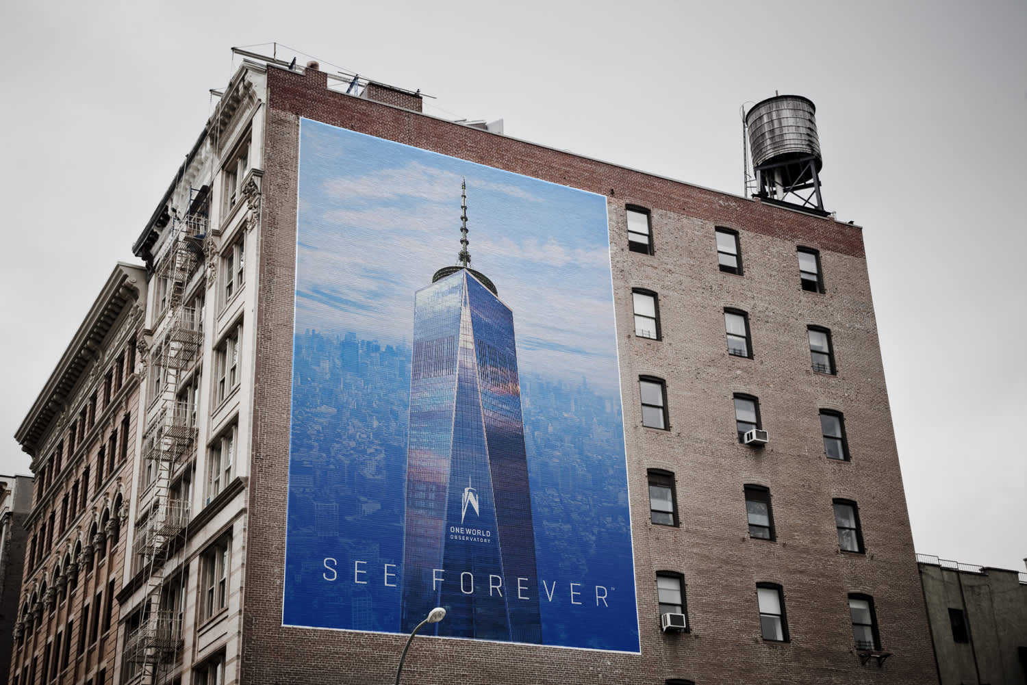 One World Observatory – Launch