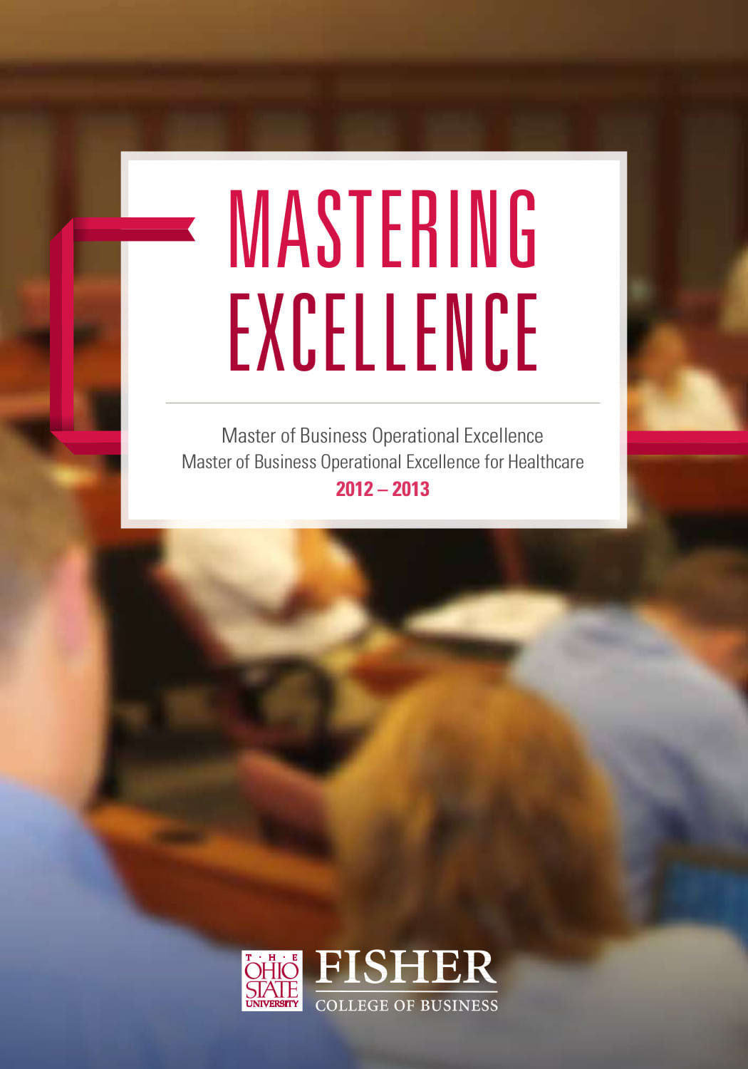 Mastering Excellence
