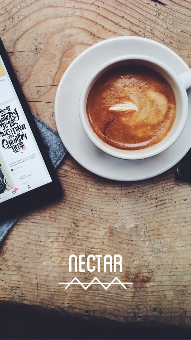 Nectar Coffee App