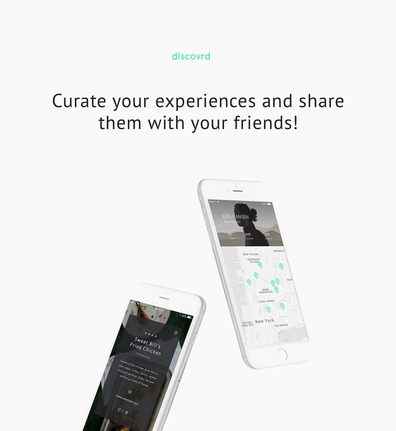 Squarespace Technology Template