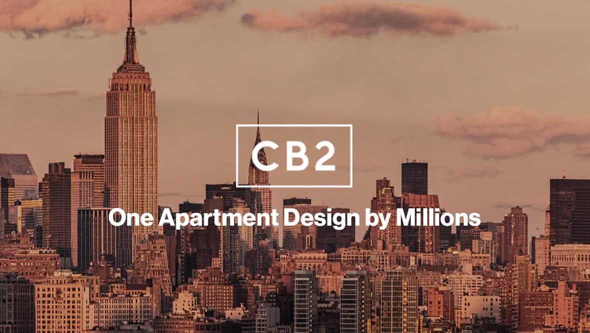 APT CB2 - One Apartment Design by Millions