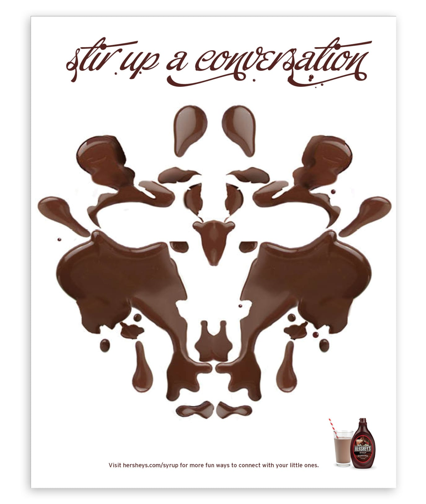 Hershey's Syrup // Stir Up A Conversation
