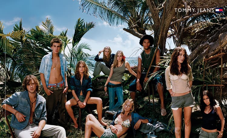 Tommy Hilfiger Advertising