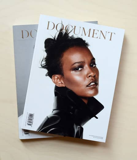 Brand Launch for Document Journal