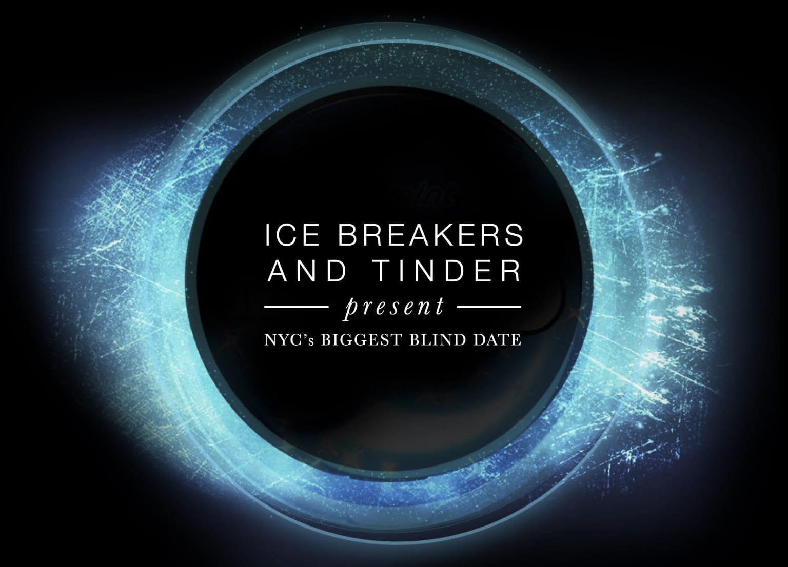 Ice Breakers // NYC's Biggest Blind Date