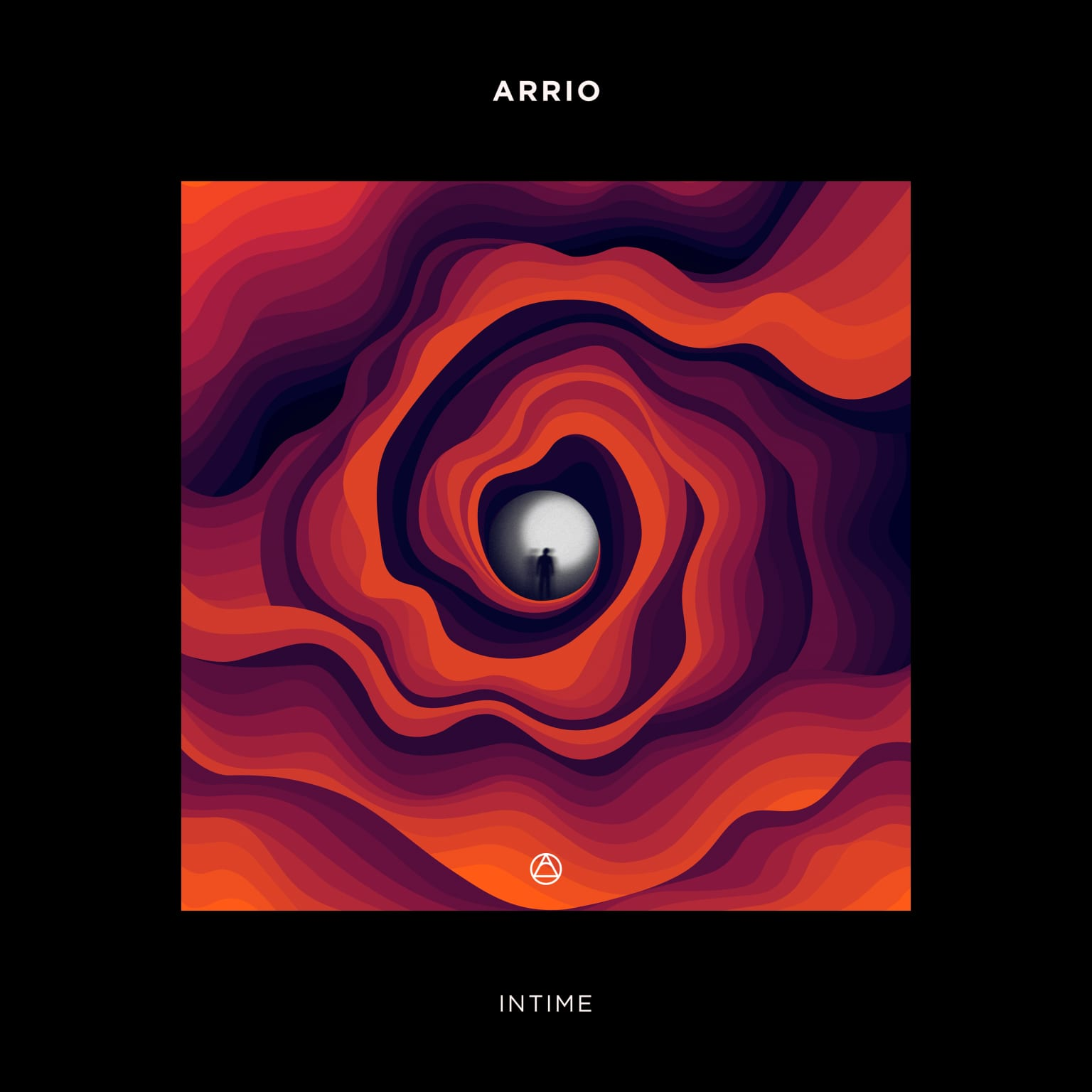 Arrio - In Time Artwork Cover