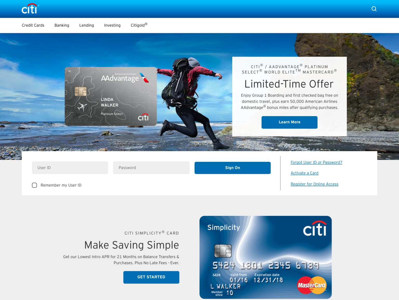 Citi Global Design System
