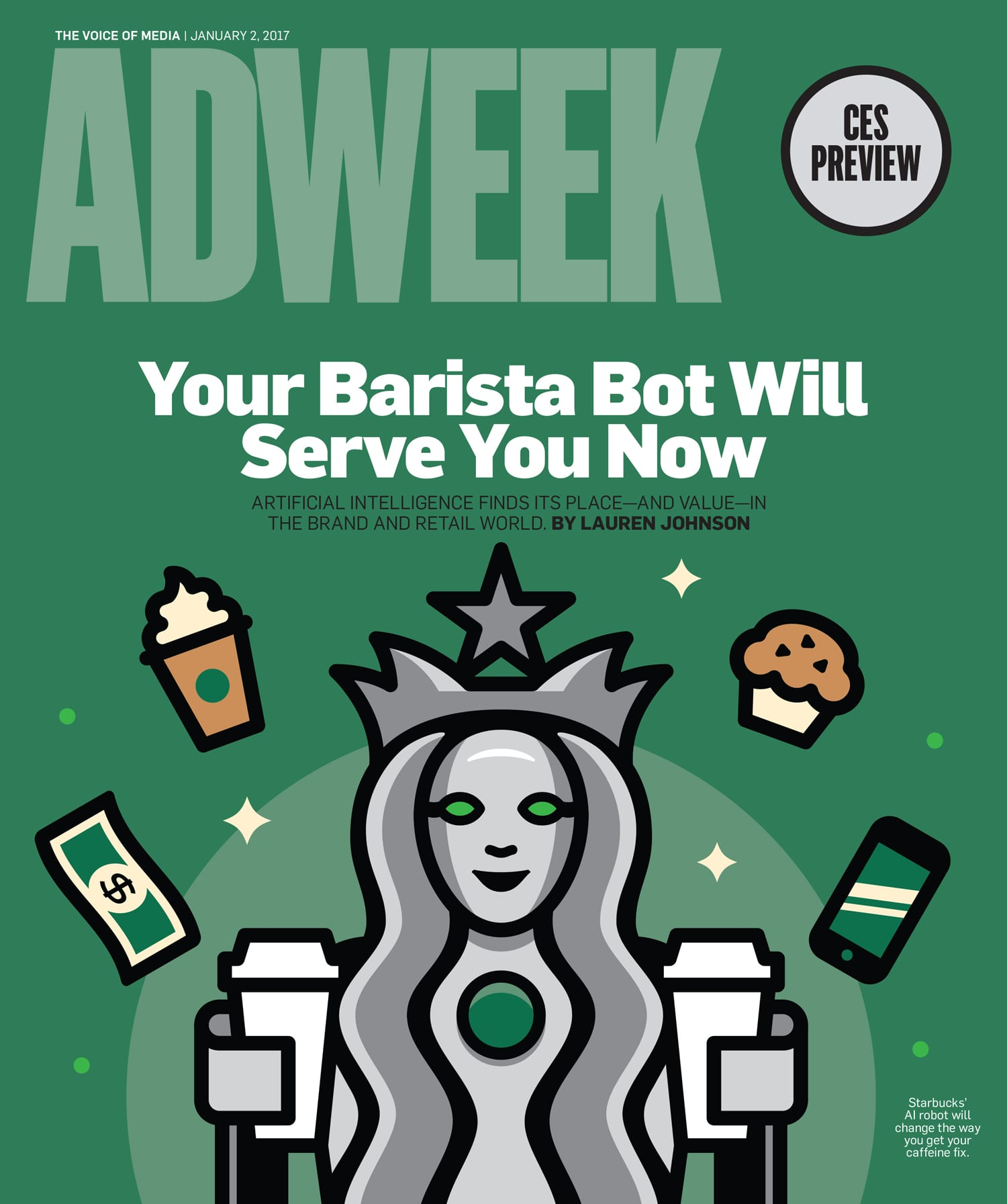 Adweek Cover