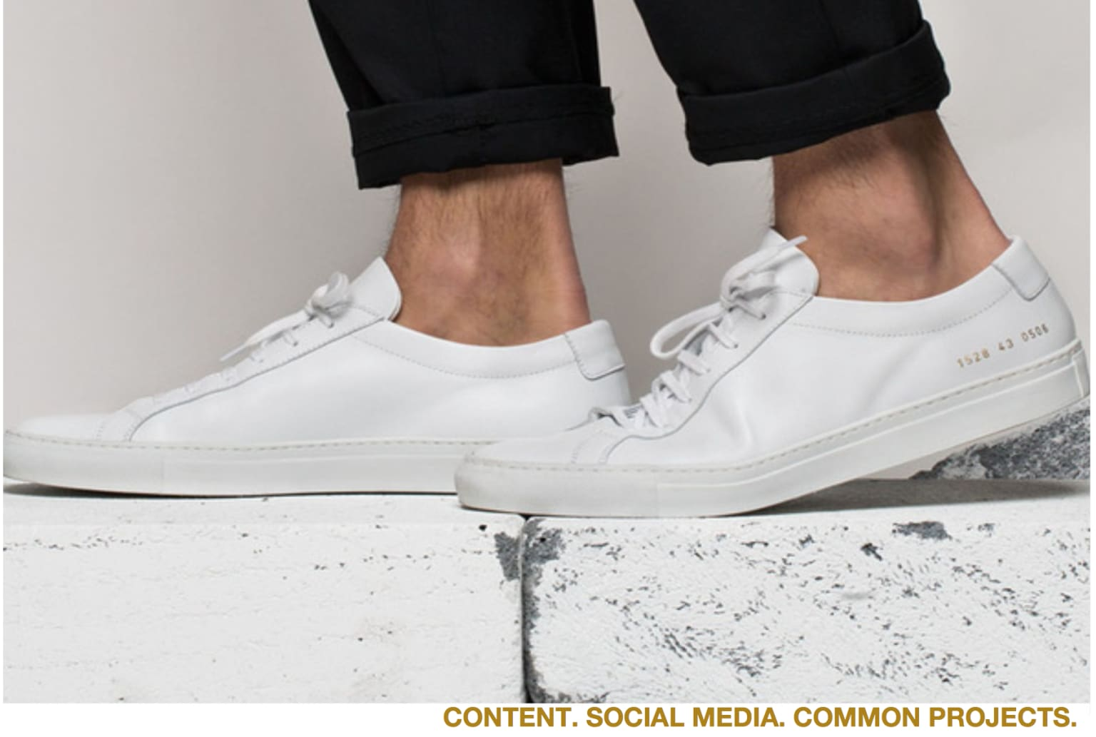Content Strategy. Social Media Plan. Common Projects.