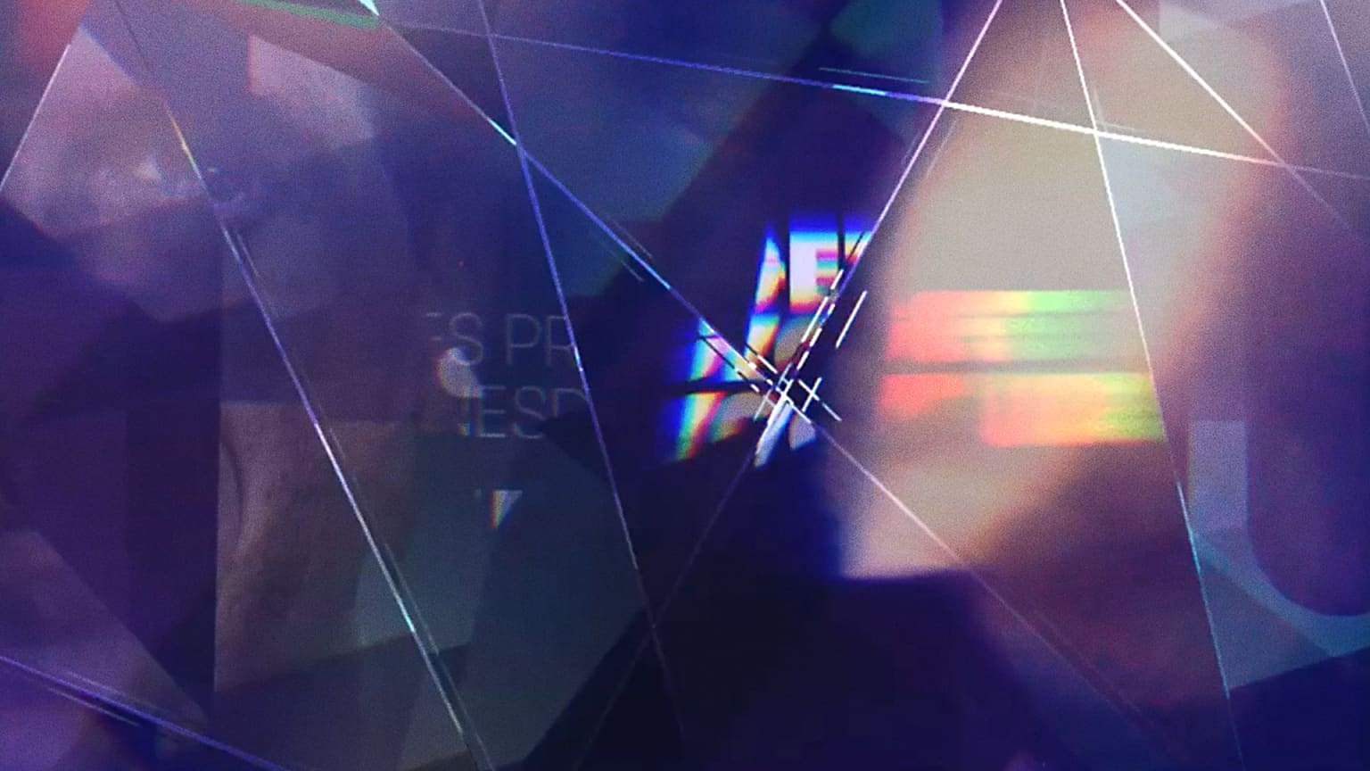 CNBC On-Air Graphics Package