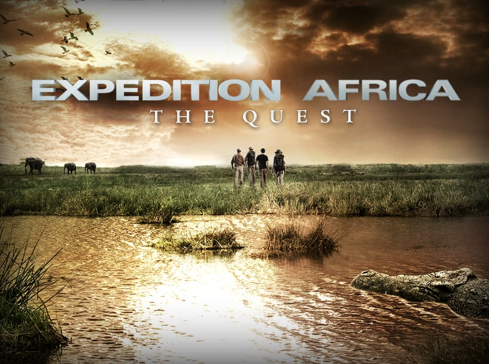HISTORY CHANNEL'S EXPEDITION AFRICA