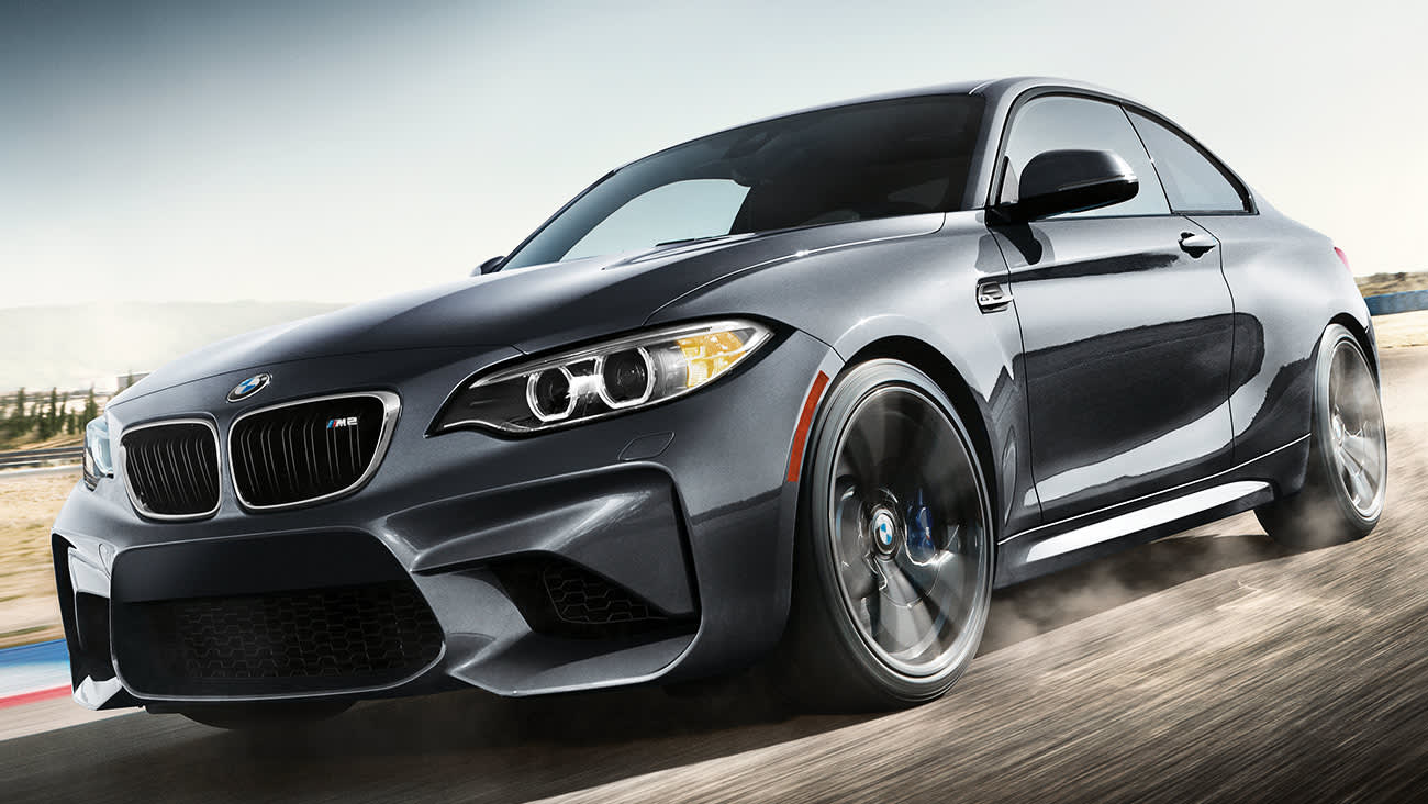 BMW M2 Vision