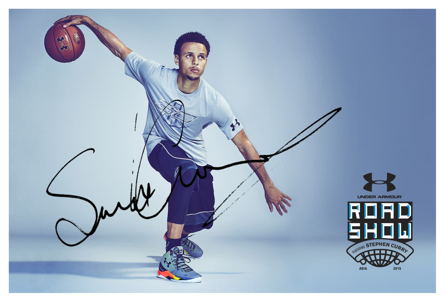 Under Armour Road Show