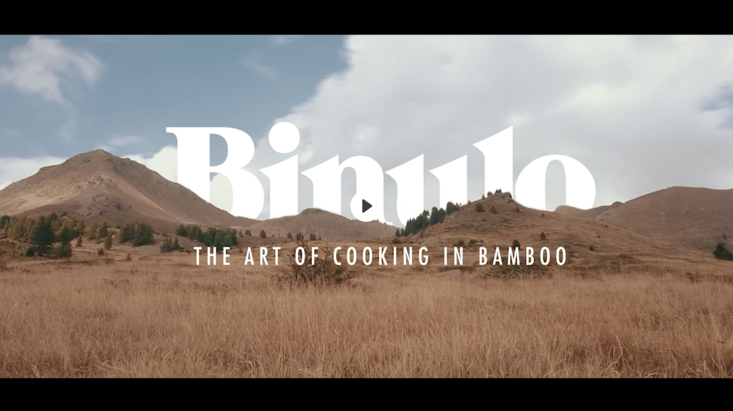 Binulo: The Art of Cooking in Bamboo