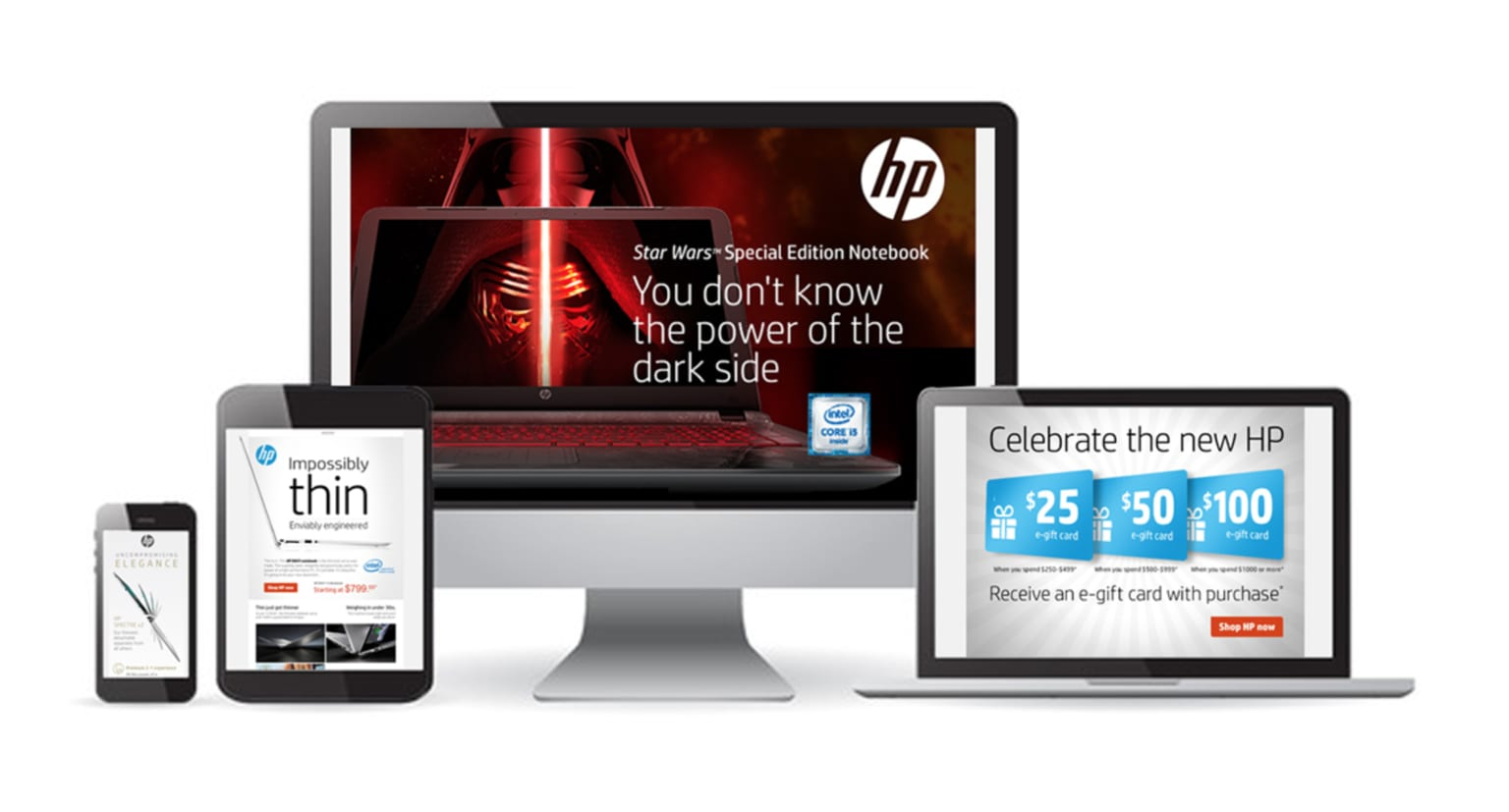 HP E-Marketing