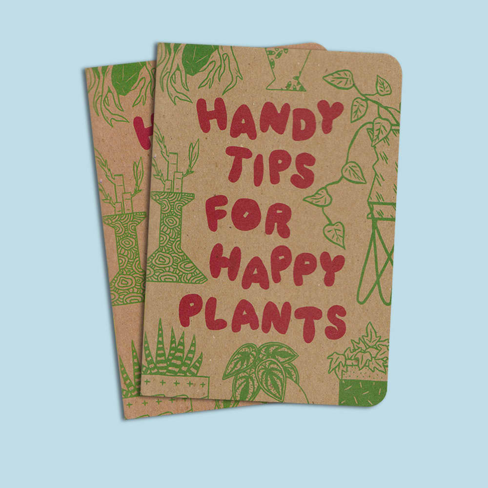 Scout Books: Handy Tips for Happy Plants