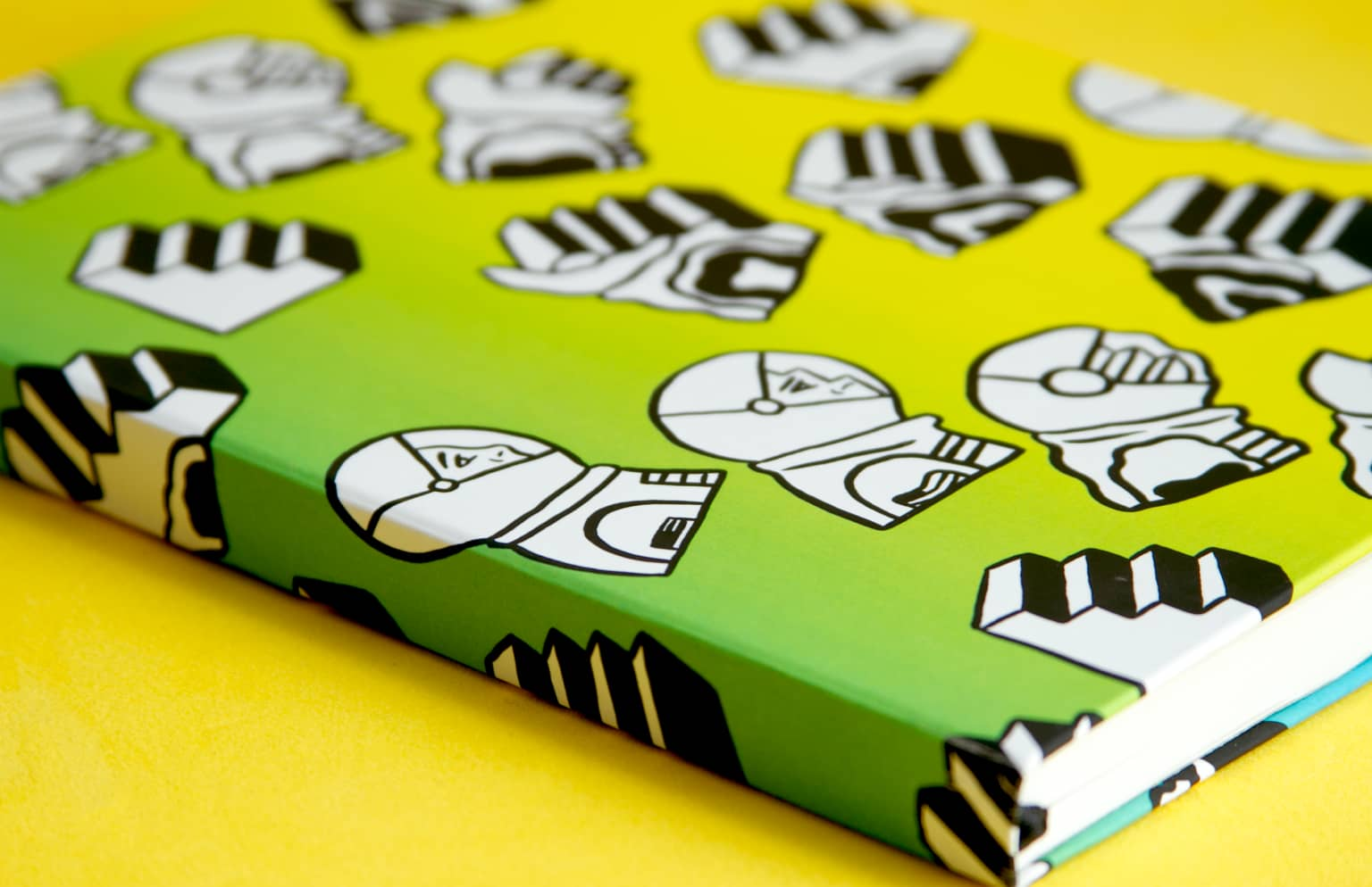 Book Block: Cover Patterns