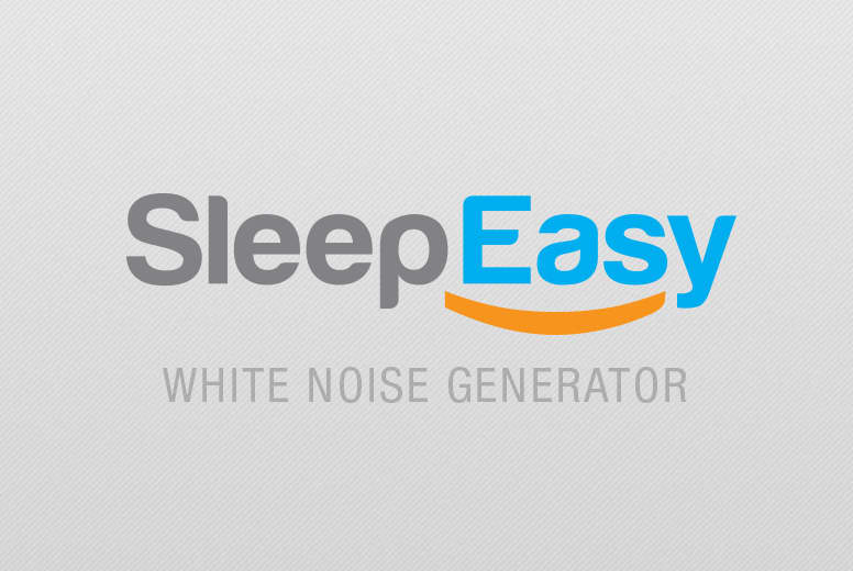 SleepEasy white noise generator rebranding and advertising campaign