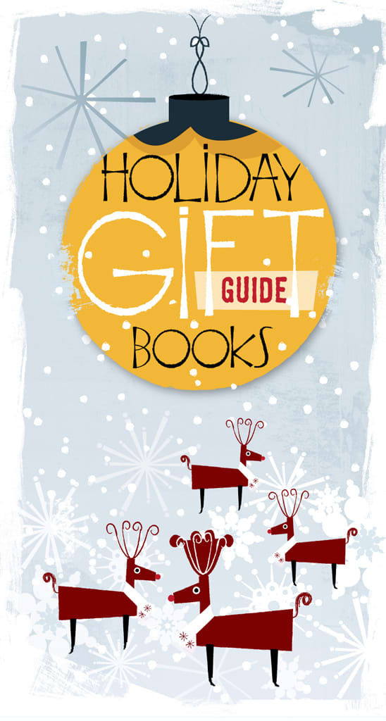 Holiday Gift Guide: Books