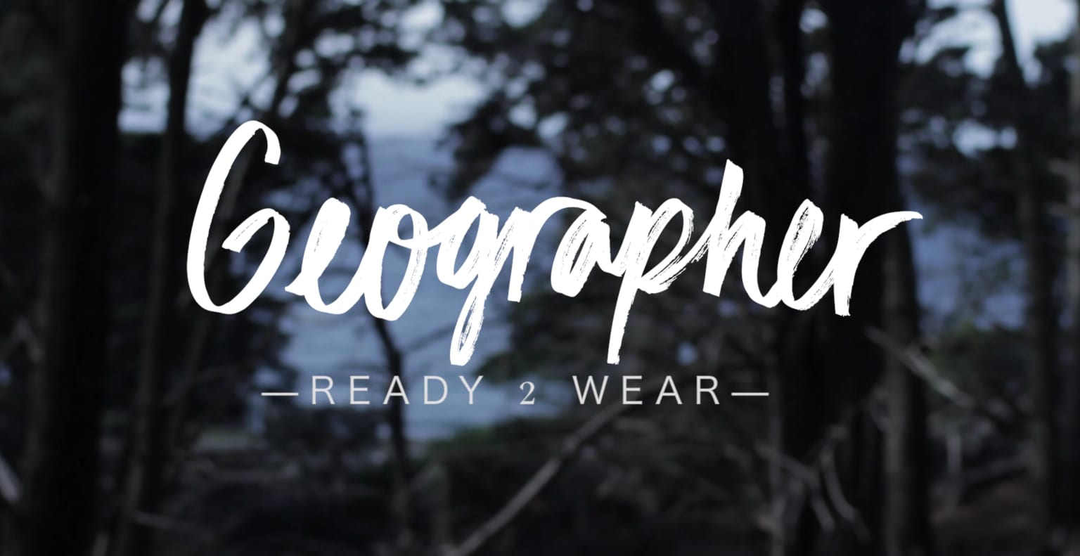 """Geographer, """"Ready 2 Wear"""" Official Music Video"""