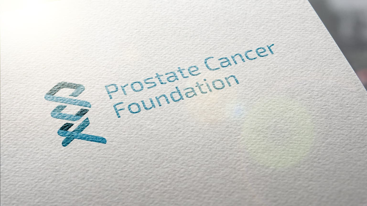 Prostate Cancer Foundation Brand Identity