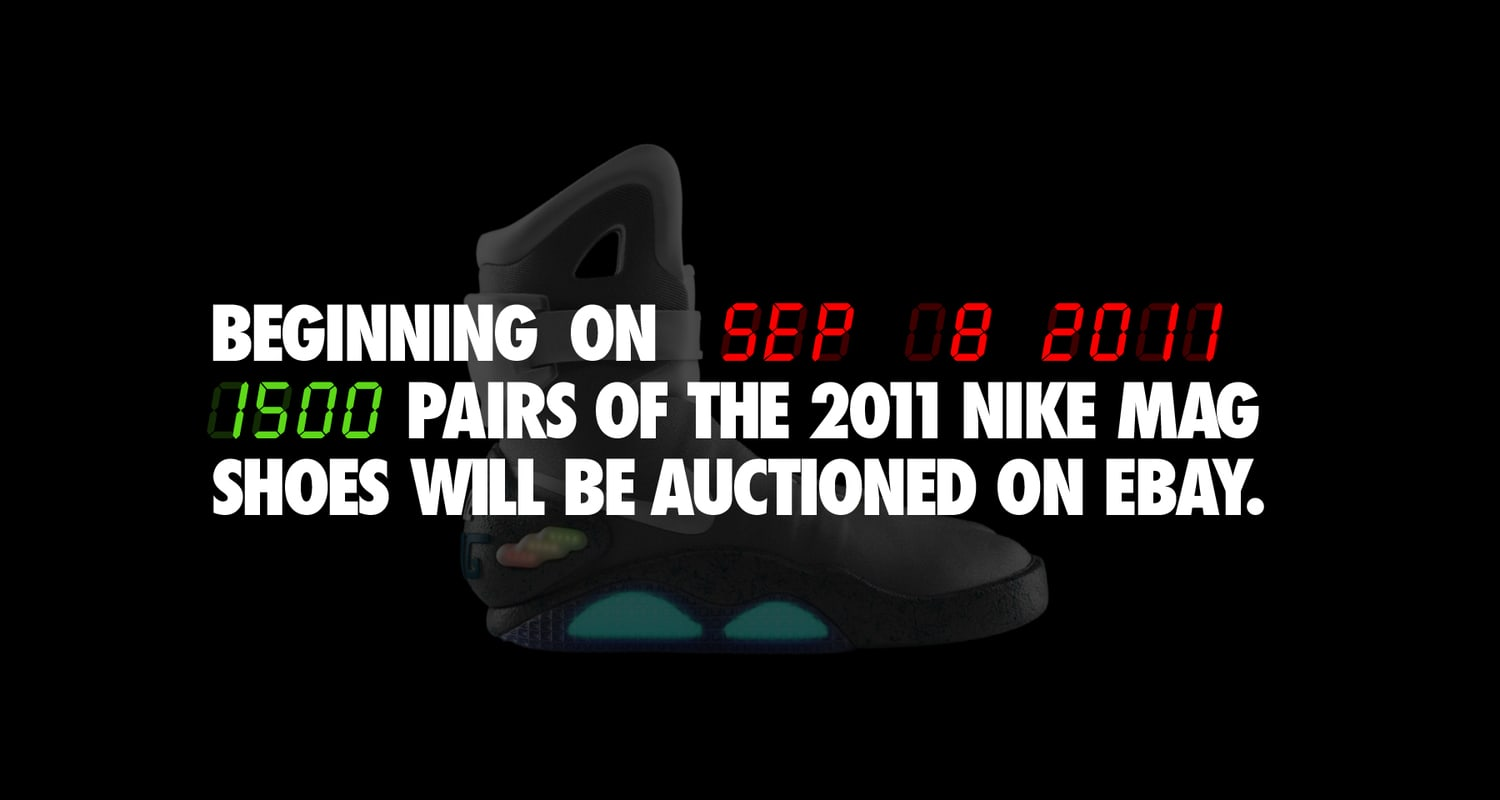 Nike   Back to for the Future