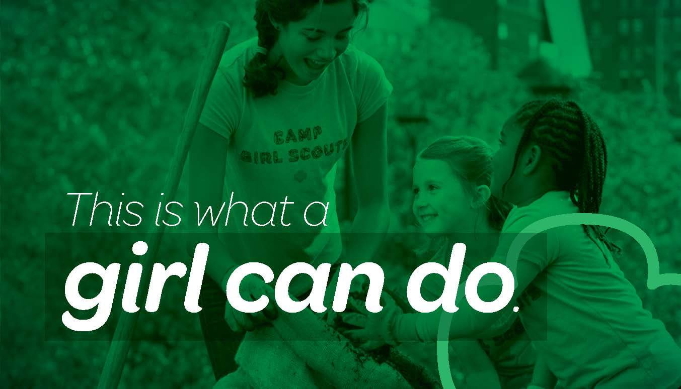 Girl Scouts Cookie Campaign