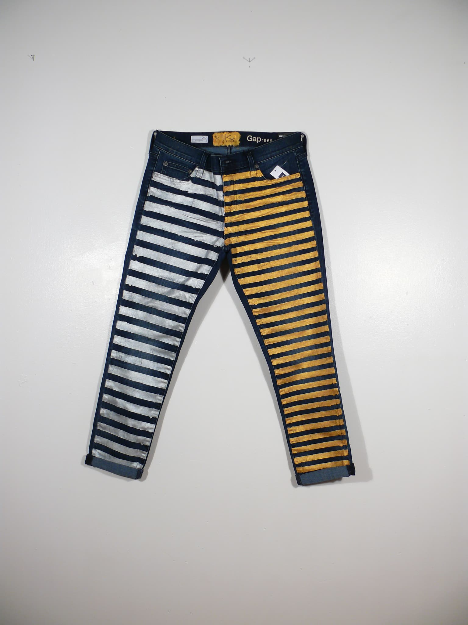 Bespoke Jeans for The Gap