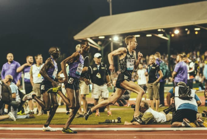Nike: THE SUMMER OF SPEED IS OUT OF THE BLOCKS