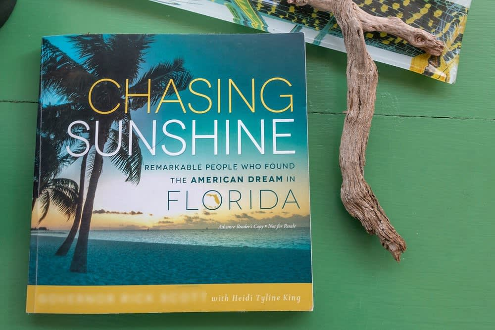 Chasing Sunshine: Remarkable People Who Found the American Dream in Florida