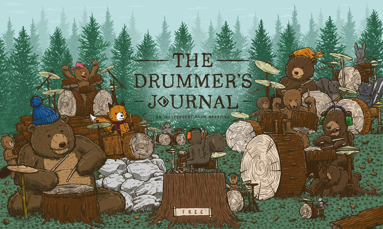 The Drummers Journal Spring 2016 Issue