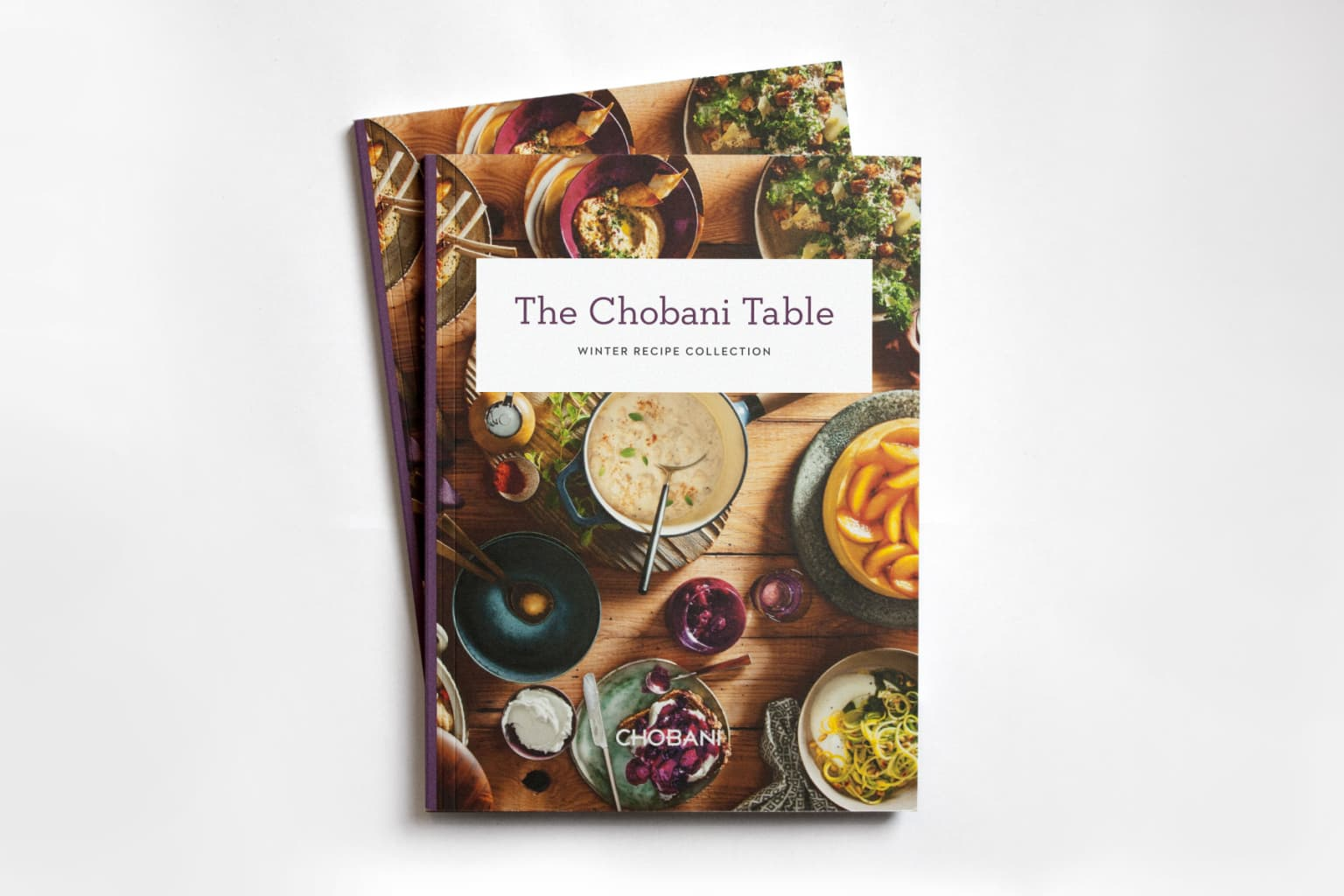The Chobani Table Recipe Collection