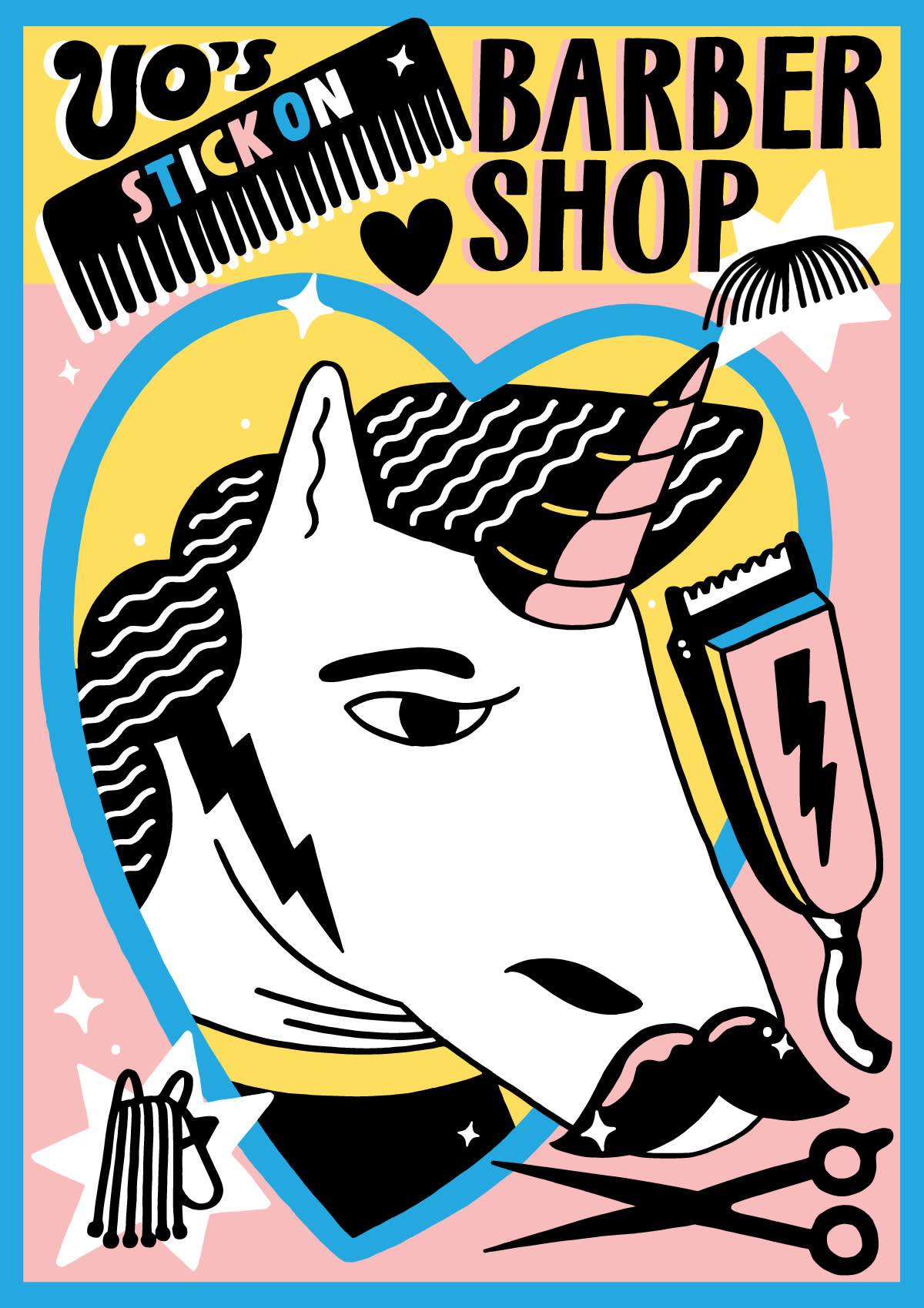 Urban Outfitters In-house Illustration