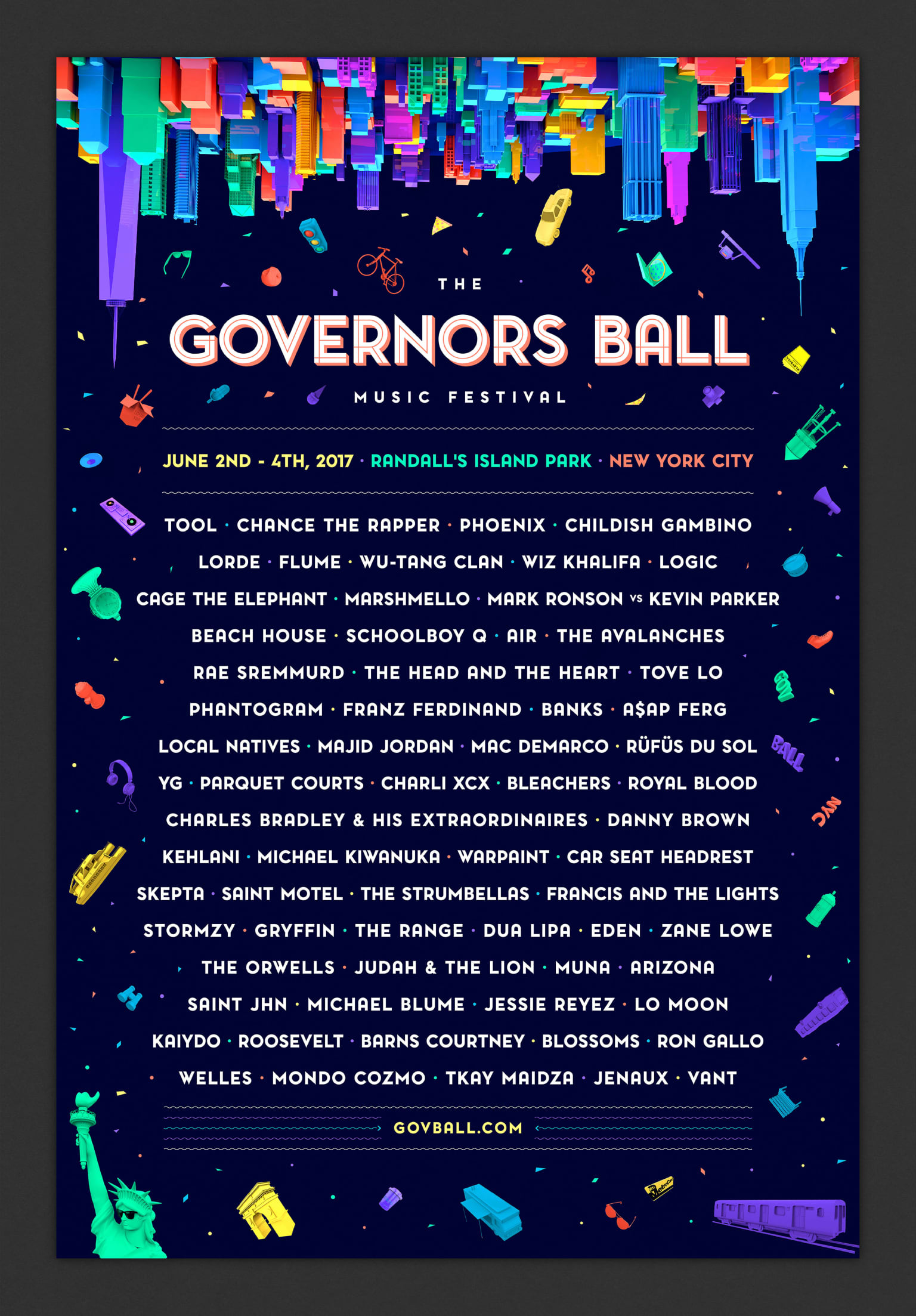 The Governors Ball Music Festival 2017