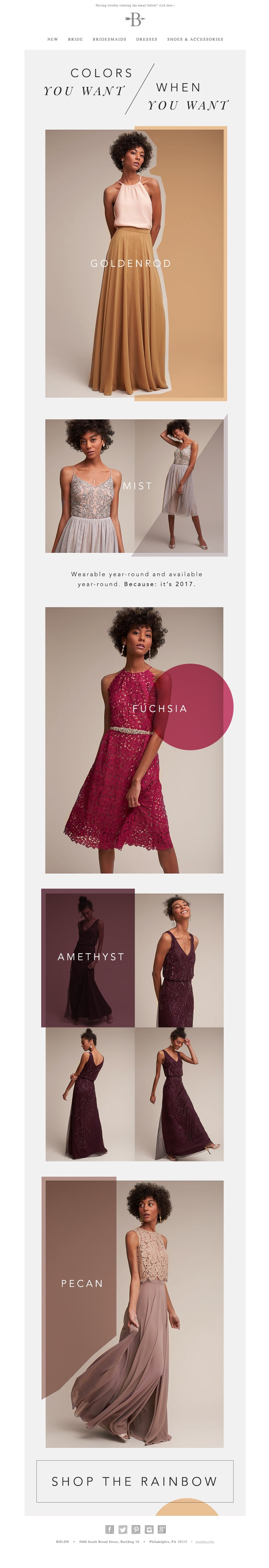 BHLDN Emails