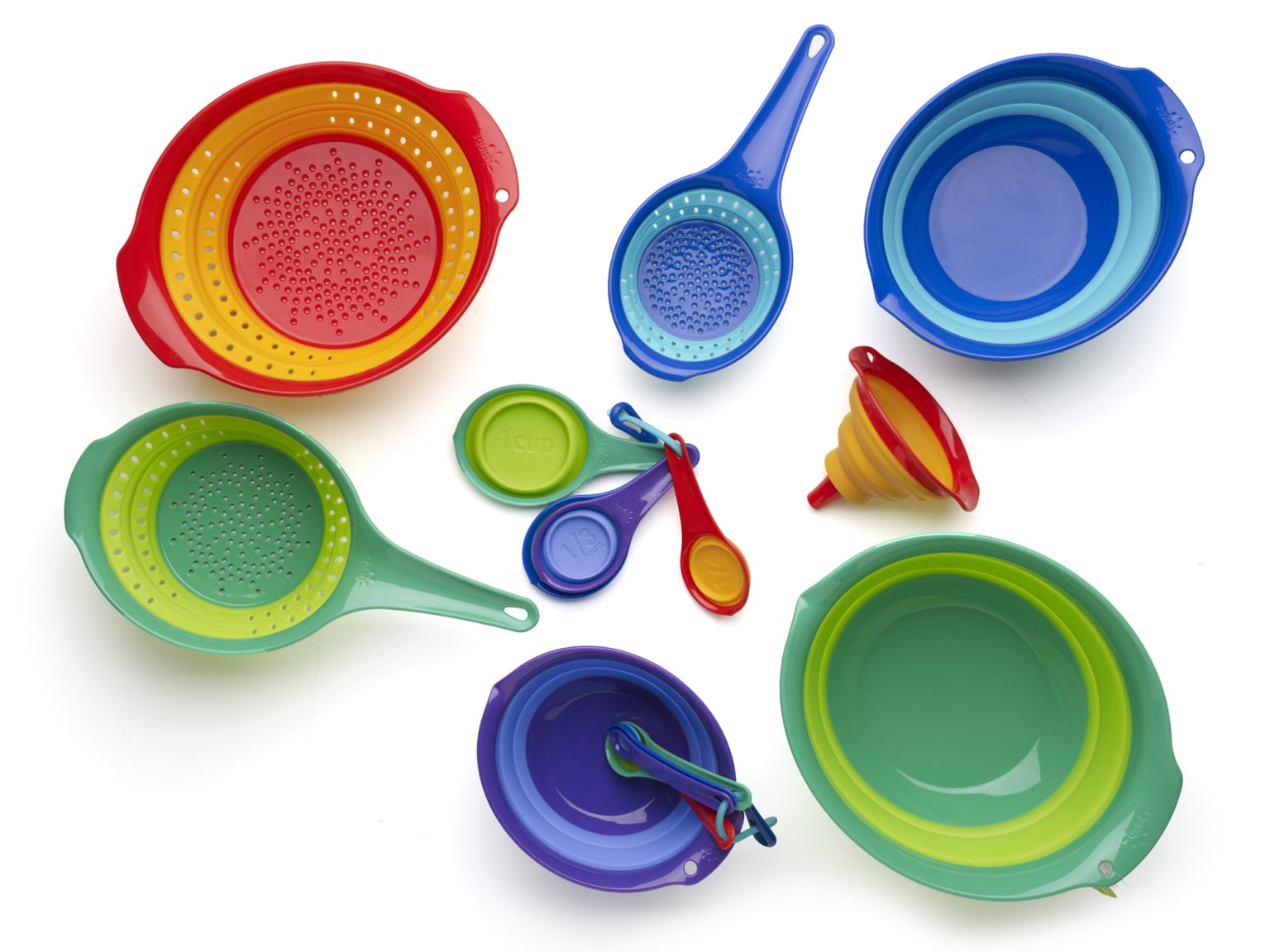 Squish Collapsible Kitchen Goods