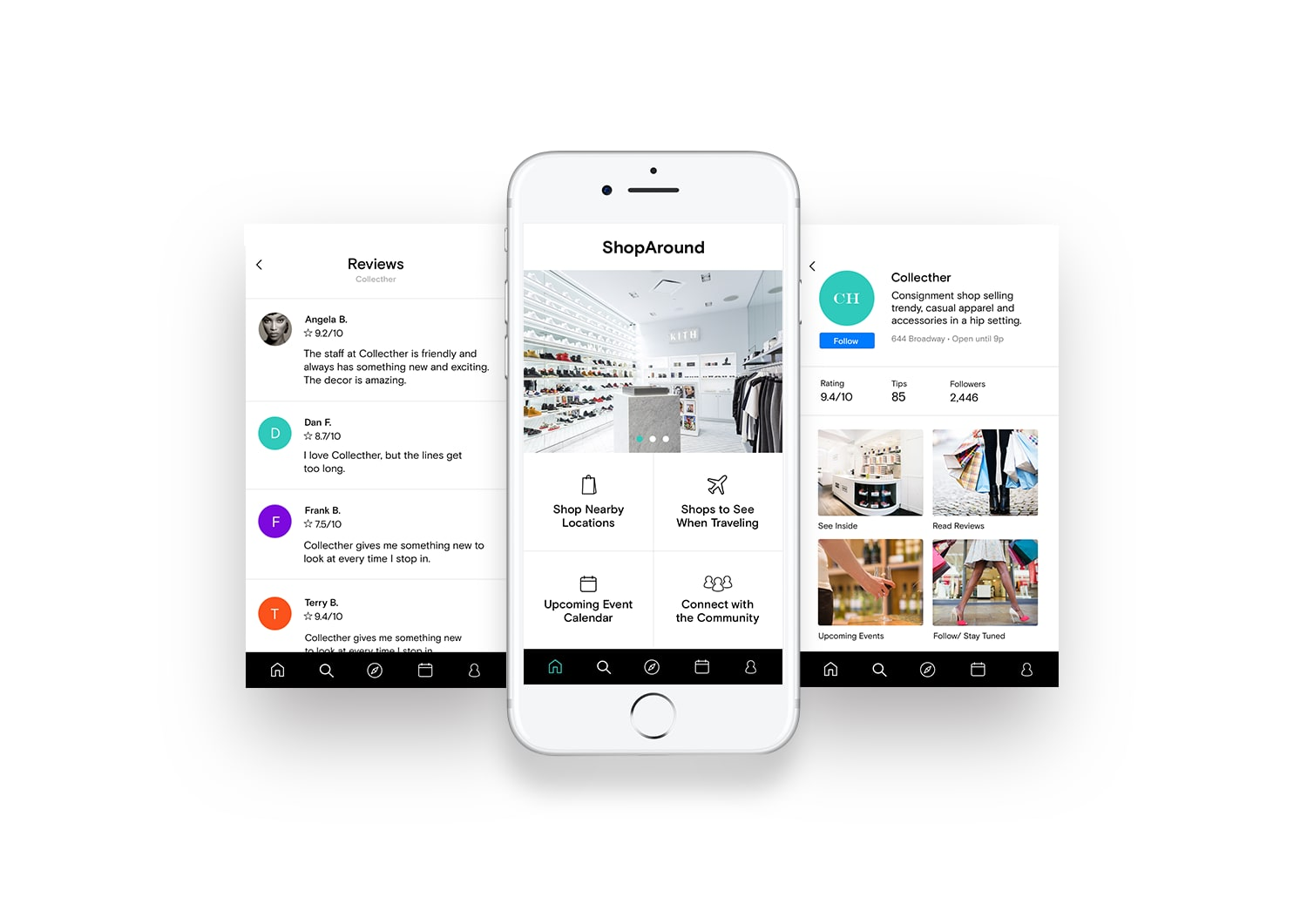 Making Local Shopping Easier with the ShopAround App