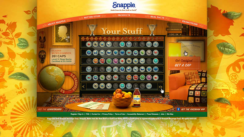 Snapple - The Pursuit of Bestness