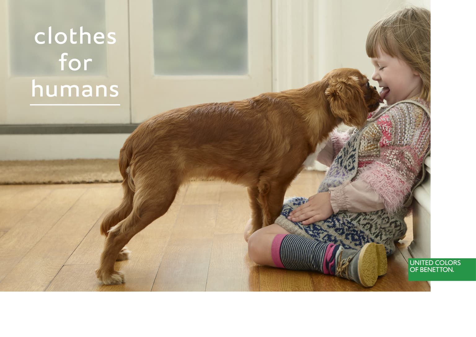 Benetton: Clothes For Humans