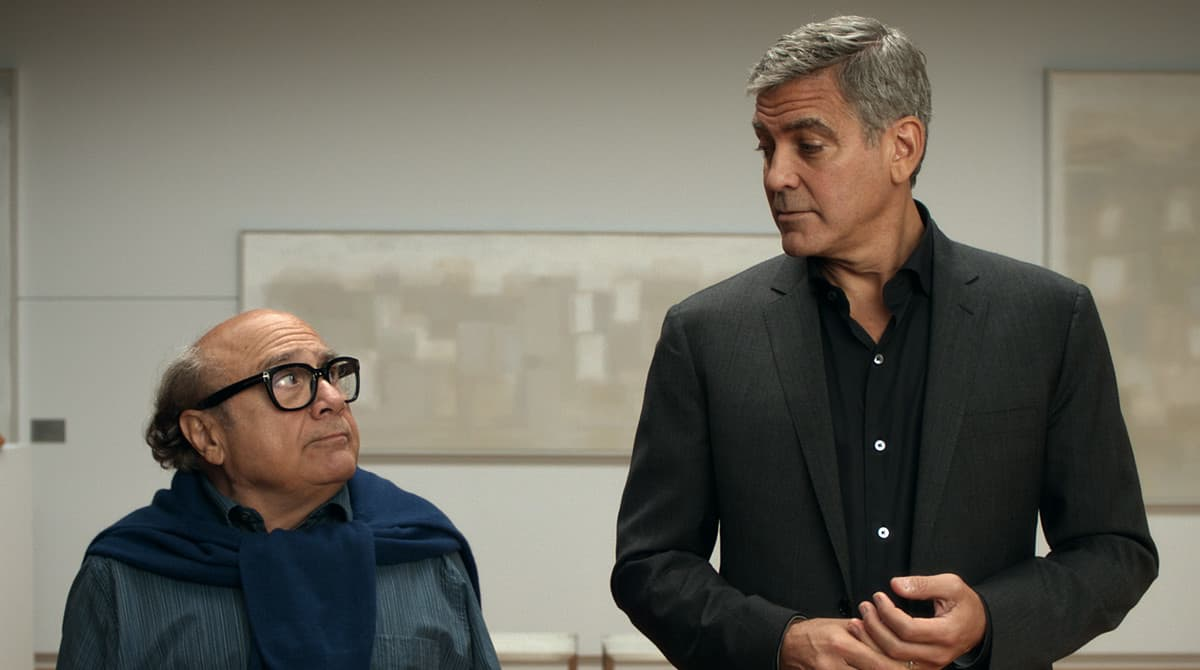Nespresso'S Training Day with George Clooney & Danny Devito